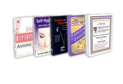Hypnosis and Hypnotherapy Training Books