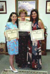 Graduates of our NGH Hypnosis Certification Program August 1999
