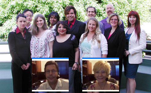Graduates of our NGH Hypnotherapy Certification Program