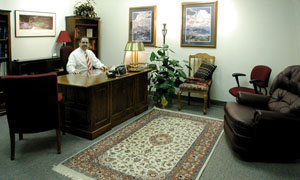Cal Banyan's Hypnosis and Hypnotherapy Office